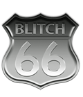 Blitch 66 Official Shield - Homepage Link